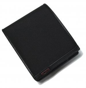 No.8 財布 ALPHA  二つ折り (ブラック)