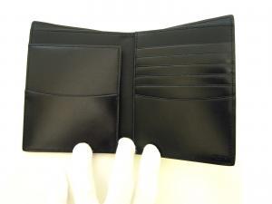 No.3 パスポートケース メンズ QUANTUM (ブラック)
