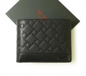 トゥミ 財布 メンズ TICON 二つ折り (ブラック) MainPhoto