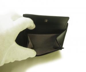 No.7 財布 メンズ TICON 二つ折り (ブラック)