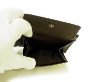 No.7 財布 メンズ (ブラウン) レザー RIVINGTON 二つ折り