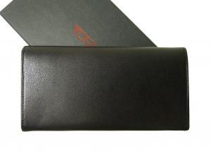 No.2 長財布 メンズ ブレストポケットウォレット (ブラック) チャンバー