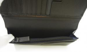 No.5 長財布 メンズ ブレストポケットウォレット (ブラック) チャンバー