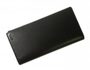 No.7 長財布 メンズ ブレストポケットウォレット (ブラック) チャンバー