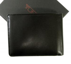 No.2 財布 メンズ (ブラック) チャンバー 二つ折