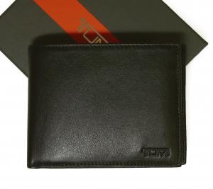 トゥミ 財布 DELTA メンズ 二つ折り (ブラック) MainPhoto