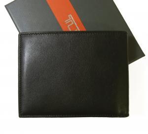 No.2 財布 DELTA メンズ 二つ折り (ブラック)