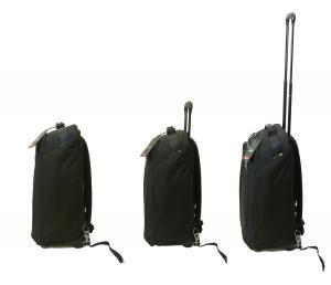No.2 キャリーバッグ  リュック スーツケース ウィールド・バックパック MERGE
