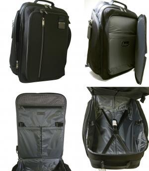 No.5 キャリーバッグ  リュック スーツケース ウィールド・バックパック MERGE
