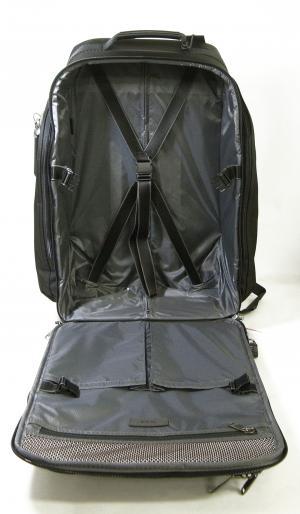 No.6 キャリーバッグ  リュック スーツケース ウィールド・バックパック MERGE