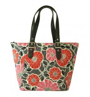 No.2  <訳あり・アウトレット>Be Colorful Tote  ビーカラフルトートバッグ(Cherry Blossoms)