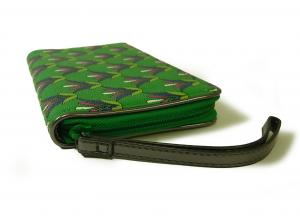 No.3 長財布 Large Zip-Around Wallet リストレット *大きめサイズ