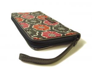 No.4 長財布 Large Zip-Around Wallet リストレット *大きめサイズ