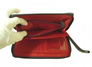 No.7 長財布 Large Zip-Around Wallet リストレット *大きめサイズ