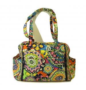 ヴェラ・ブラッドリー マザーズバッグ ベビーバッグ Make a Change Baby Bag