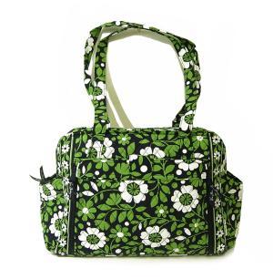 ヴェラ・ブラッドリー  <訳あり・アウトレット>ベビーバッグ マザーズバッグ Make a Change Baby Bag
