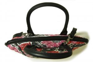 No.5 トリムサッチェル Trimmed Satchel (Cherry Blossoms)