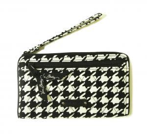 ヴェラ・ブラッドリー 財布 フロントジップリストレット Front Zip Wristlet