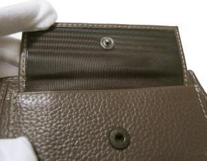 No.10 財布 メンズ 二つ折 ヴェルサーチコレクション ソフトカーフ