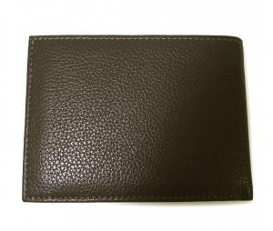 No.2 財布 メンズ 二つ折 ヴェルサーチコレクション ソフトカーフ