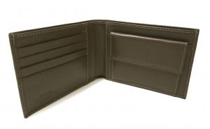 No.3 財布 メンズ 二つ折 ヴェルサーチコレクション ソフトカーフ