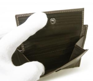 No.6 財布 メンズ 二つ折 ヴェルサーチコレクション ソフトカーフ