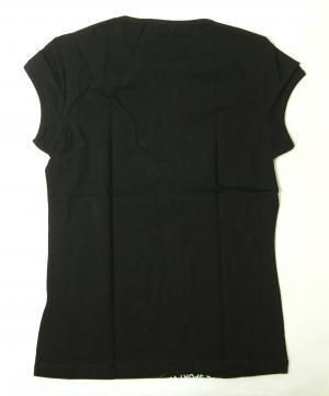 No.2 Tシャツ レディス  スポーツ   (ブラック)