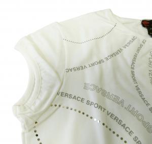 No.3 Tシャツ レディス  スポーツ  (ホワイト) Lサイズ