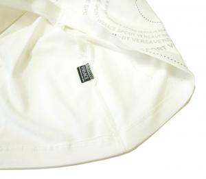 No.6 Tシャツ レディス  スポーツ  (ホワイト) Lサイズ
