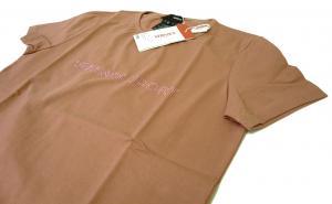 No.3  Tシャツ レディス  スポーツ  (サーモンピンク)Sサイズ