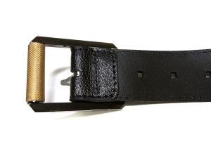 No.4 ベルト メンズ (ブラック)