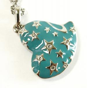 No.2 ペンダント Heart Star Pendant