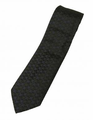 ヴィヴィアンウエストウッド ネクタイ メンズ ブラック オーブ シルク100%