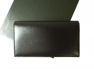 No.2 長財布 二つ折 (ブラック)