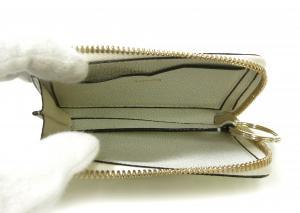 No.5 キーケース キーリング付小銭入れ カードケース コインケース