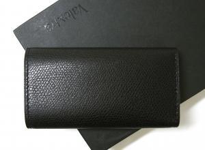 No.2 6連 キーケース (ブラック)