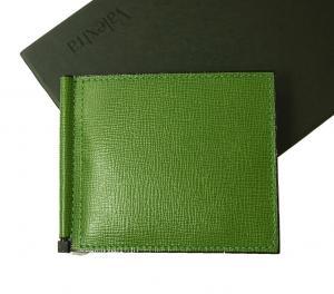 ヴァレクストラ マネークリップ 財布 カードケース(グラスグリーン) MainPhoto